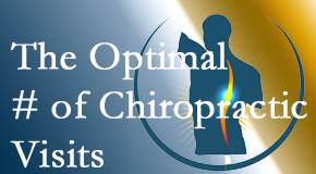 It's up to you and your pain as to how often you see the Pensacola chiropractor.