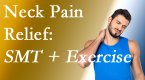 Pensacola Spinal Rehab Center offers a pain-relieving treatment plan for neck pain that combines exercise and spinal manipulation with Cox Technic.