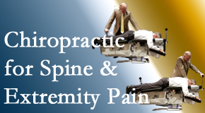Pensacola Spinal Rehab Center uses the non-surgical chiropractic care system of Cox® Technic to relieve back, leg, neck and arm pain.