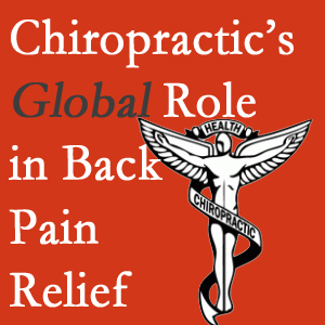 Pensacola Spinal Rehab Center is Pensacola's chiropractic care hub and is excited to be a part of chiropractic as its value for back pain relief grow in recognition.