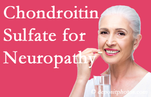 Pensacola Spinal Rehab Center shares how chondroitin sulfate may help relieve Pensacola neuropathy pain.
