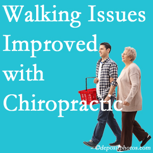 If Pensacola walking is an issue, Pensacola chiropractic care may well get you walking better.