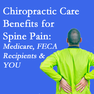 The work expands for coverage of chiropractic care for the benefits it offers Pensacola chiropractic patients.