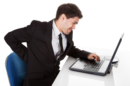 Pensacola Spinal Rehab Center advises not sitting for too long a time. Get up during the workday. Keep back pain away!