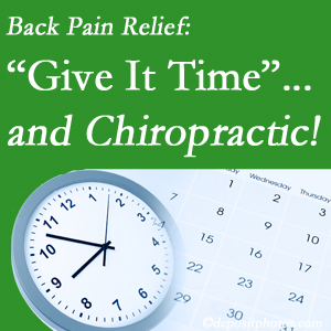 Pensacola chiropractic helps return motor strength loss due to a disc herniation and sciatica return over time.