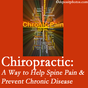 Pensacola Spinal Rehab Center helps relieve musculoskeletal pain which helps prevent chronic disease.